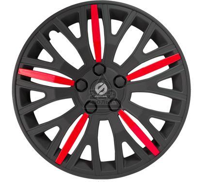 Колпаки на колёса SPARCO SPC/WC-1350L BK/RD (14)