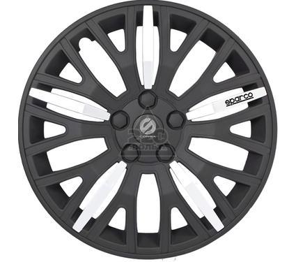 Колпаки на колёса SPARCO SPC/WC-1350L BK/SILVER (15)