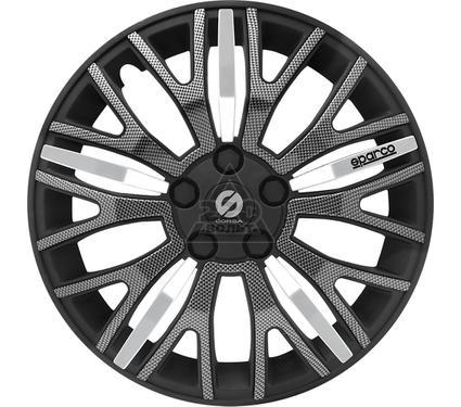 Колпаки на колёса SPARCO SPC/WC-1350U BK/CARBON (15)