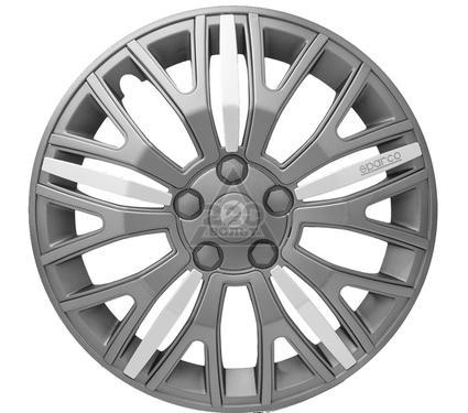 Колпаки на колёса SPARCO SPC/WC-1350X GY/GY/SILVER (14)