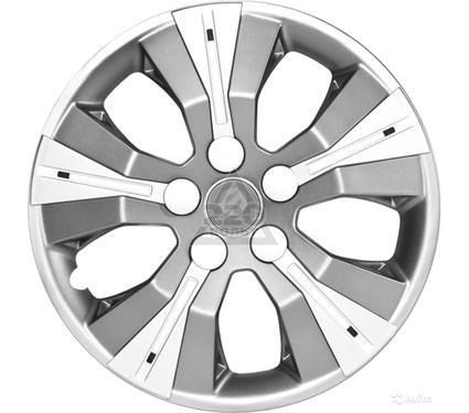 Колпаки на колёса SPARCO SPC/WC-1360 GY/CHROME (15)