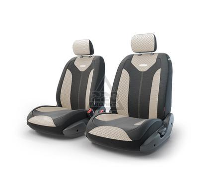 Чехол на сиденье AUTOPROFI TRS/MTX-001G BK/L.BE