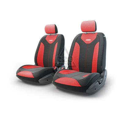 Чехол на сиденье AUTOPROFI TRS/MTX-001G BK/RD