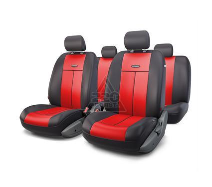 Чехол на сиденье AUTOPROFI TT-902P BK/RD
