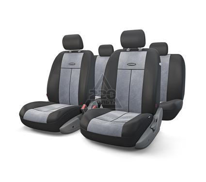 Чехол на сиденье AUTOPROFI TT-902V BK/D.GY