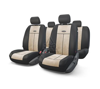 Чехол на сиденье AUTOPROFI TT-902V BK/L.BE