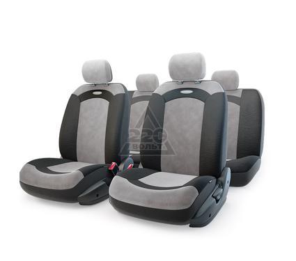 Чехол на сиденье AUTOPROFI XTR-803 BK/GY (M)