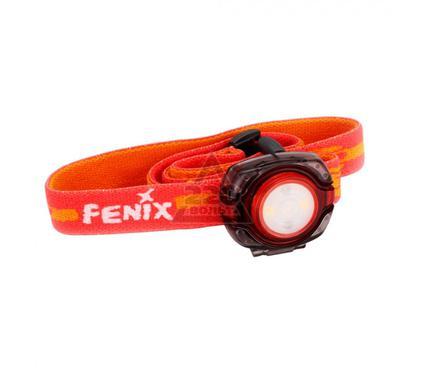 Фонарь FENIX HL05 красный