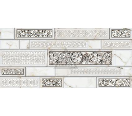 Декор керамический INTERCERAMA Д95071 Plaza серый