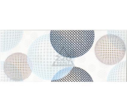 Бордюр керамический INTERCERAMA БШ18071 Confetti серый