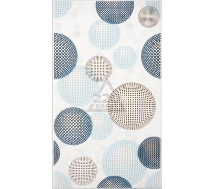 Декор керамический INTERCERAMA Д18071 Confetti серый