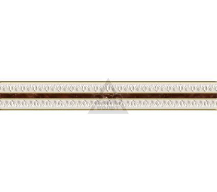 Бордюр керамический INTERCERAMA БУ20031 Pietra коричневый