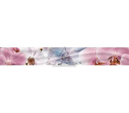 Бордюр керамический GLOBALTILE 1504-0140 Fortuna розовый