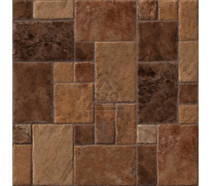 Плитка напольная ROVESE (CERSANIT) C-RI4R112D Rimini коричневый