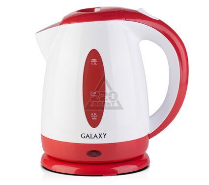 Чайник GALAXY GL 0221 КРАСНЫЙ