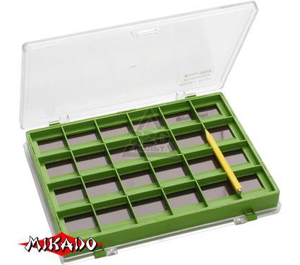 Коробка рыболовная MIKADO UABM-MBOX01