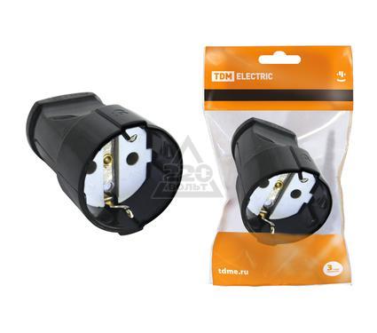 Розетка кабельная ТДМ SQ1806-0030