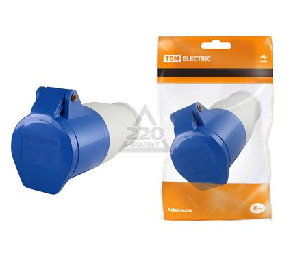 Розетка кабельная ТДМ SQ0603-0010