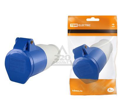 Розетка кабельная ТДМ SQ0603-0015
