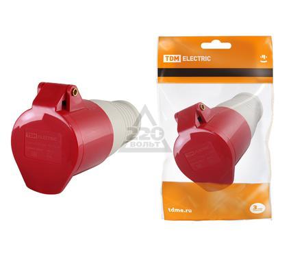 Розетка кабельная ТДМ SQ0603-0014