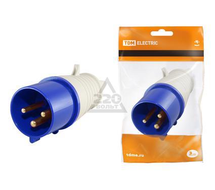 Вилка кабельная ТДМ SQ0601-0010