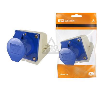 Розетка ТДМ SQ0602-0001