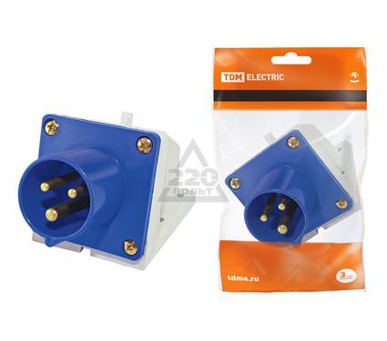 Вилка кабельная ТДМ SQ0605-0014