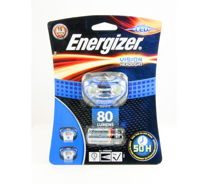 Фонарь ENERGIZER Vision Headlight