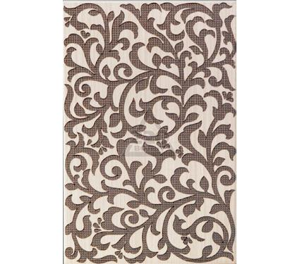 Декор керамический INTERCERAMA Д01011 Venge Коричневый