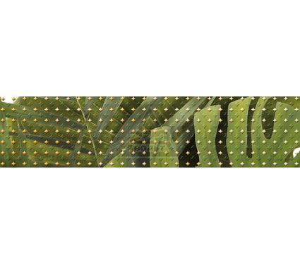 Бордюр керамический ROVESE (CERSANIT) TC1C021DT Tropicana Зелёный