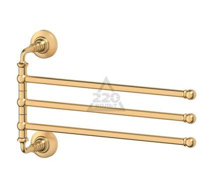 Полотенцедержатель 3SC Stilmar (Satin Gold) STI 311