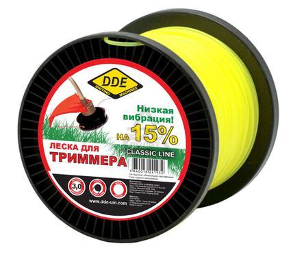 Леска для триммеров DDE 241-925