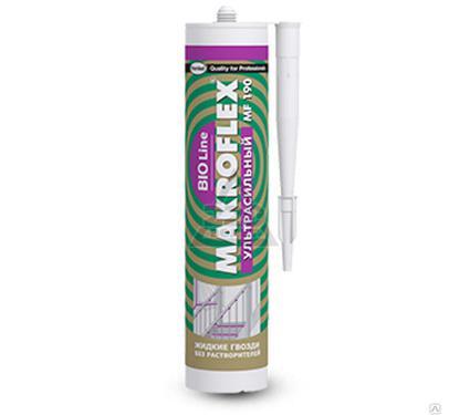 Клей MAKROFLEX Bio Line MF190 0.28кг