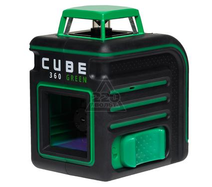 Уровень ADA CUBE 360 Green Ultimate Edition