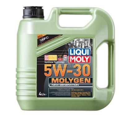 Масло моторное LIQUI MOLY Molygen New Generation 5W-30 4L
