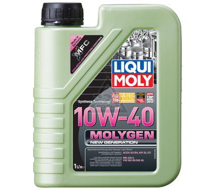 Масло моторное LIQUI MOLY Molygen New Generation 10W-40 1L