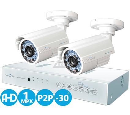 Комплект видеонаблюдения IVUE D5004 AHC-B2