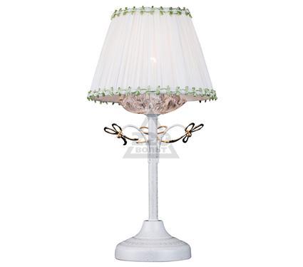 Лампа настольная NATALI KOVALTSEVA ADRIANA 11390/1 WHITE SILVER