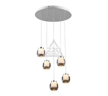 Светильник подвесной NATALI KOVALTSEVA 10867/5P CHROME LED