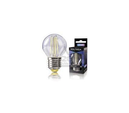 Лампа светодиодная VOLTEGA VG1-G1E27warm4W-F