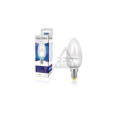 Лампа светодиодная VOLTEGA VG3-C2E14warm6W