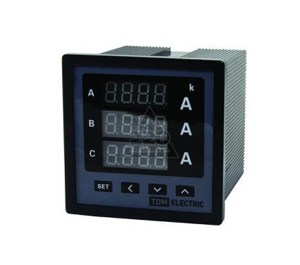 Амперметр ТДМ SQ1102-0502