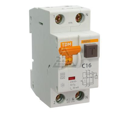 Автомат ТДМ SQ0202-0016