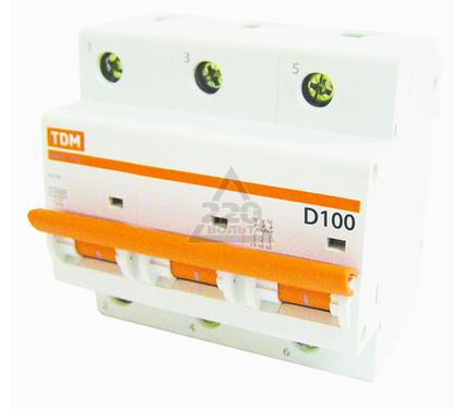 Автомат ТДМ SQ0207-0027