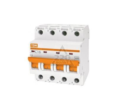 Автомат ТДМ SQ0206-0063