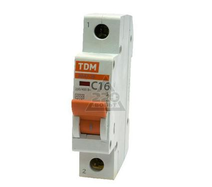Автомат ТДМ SQ0206-0071