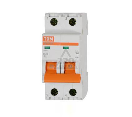 Автомат ТДМ SQ0206-0087
