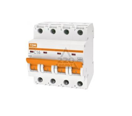 Автомат ТДМ SQ0206-0122