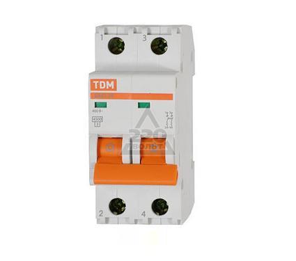 Автомат ТДМ SQ0206-0162