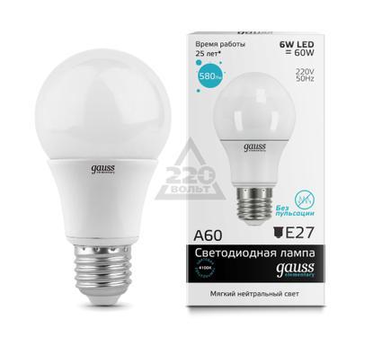 Лампа светодиодная GAUSS 23226